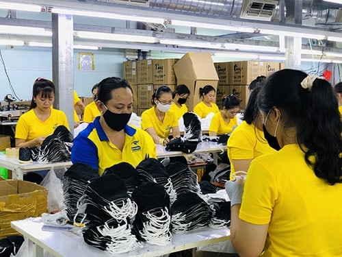 1 Antibacterial Cloth Mask DONY MASK exported to France