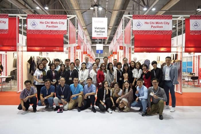 1 Exhibition of Supporting Industry of Textile Fashion and Household Goods in Hong Kong in 2019
