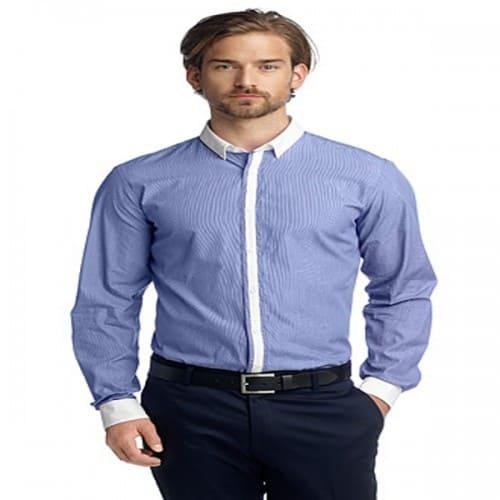 11 Striped shirt Short sleeve shirt Checkered shirt Fashion shirt