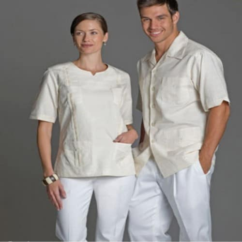 13 Coffee spa uniforms