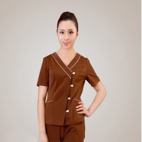 17 Coffee spa uniforms