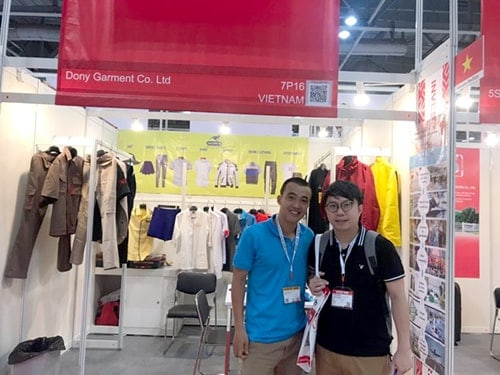 2 Exhibition of Supporting Industry of Textile Fashion and Household Goods in Hong Kong in 2019