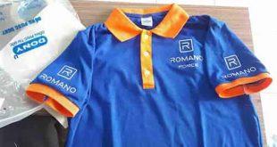 2 ROMANO Assertive level with T shirt