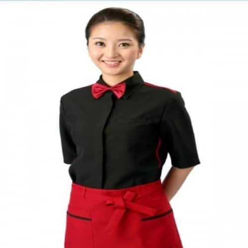 3 Coffee spa uniforms