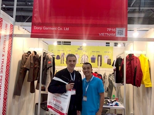3 Exhibition of Supporting Industry of Textile Fashion and Household Goods in Hong Kong in 2019