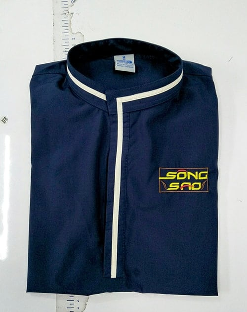 3 Sew uniforms for Song Sao Restaurant