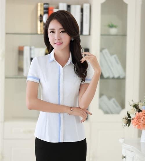 31 Striped shirt Short sleeve shirt Checkered shirt Fashion shirt