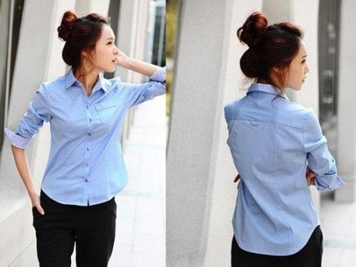 32 Striped shirt Short sleeve shirt Checkered shirt Fashion shirt