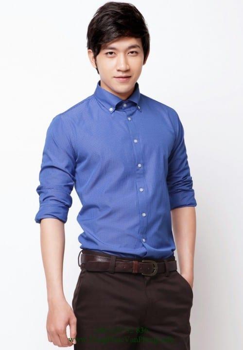 36 Striped shirt Short sleeve shirt Checkered shirt Fashion shirt