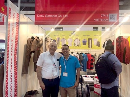 4 Exhibition of Supporting Industry of Textile Fashion and Household Goods in Hong Kong in 2019