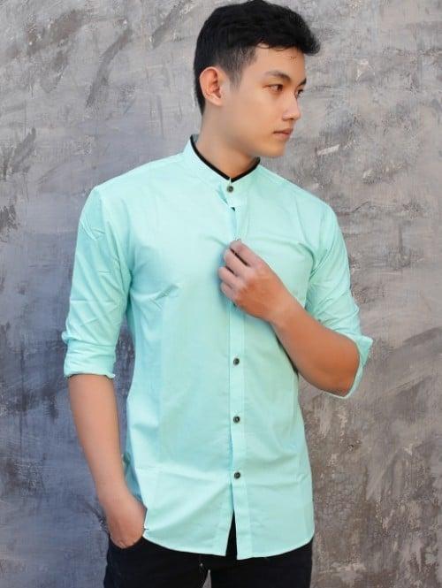 4 Striped shirt Short sleeve shirt Checkered shirt Fashion shirt