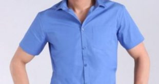 41 Striped shirt Short sleeve shirt Checkered shirt Fashion shirt