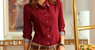 45 Striped shirt Short sleeve shirt Checkered shirt Fashion shirt
