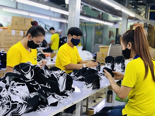 5 DONY exports antibacterial cloth face masks to Canada