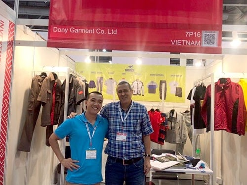 5 Exhibition of Supporting Industry of Textile Fashion and Household Goods in Hong Kong in 2019