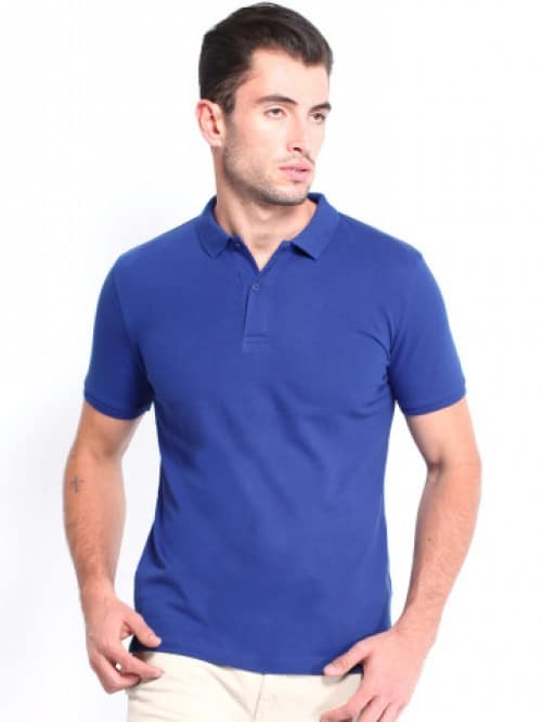 5 T shirt with round neck