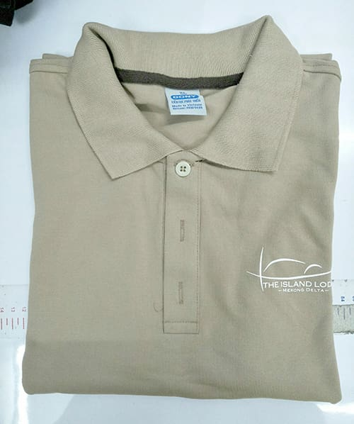 5 THE ISLAND LODGE Uniforms for French companies in Vietnam