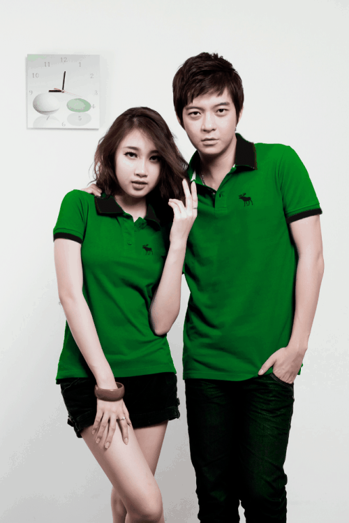 51 T shirt with round neck