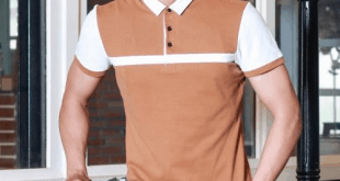 52 T shirt with round neck