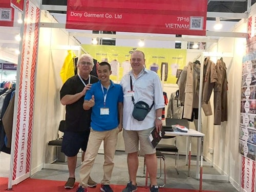 6 Exhibition of Supporting Industry of Textile Fashion and Household Goods in Hong Kong in 2019