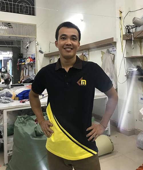 6 Produce uniforms for the Moc Anh Furniture Company
