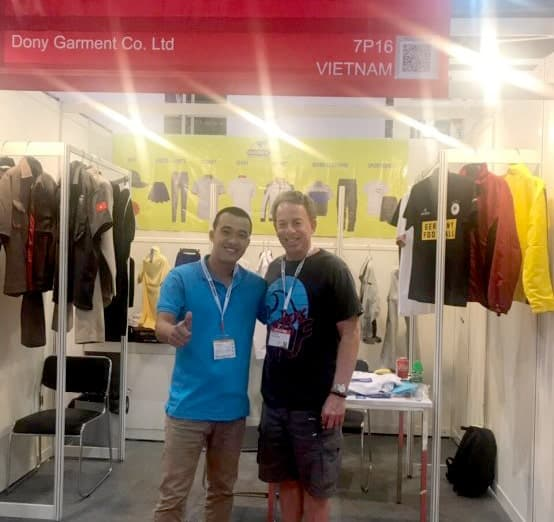 7 Exhibition of Supporting Industry of Textile Fashion and Household Goods in Hong Kong in 2019