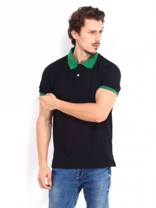 7 T shirt with round neck