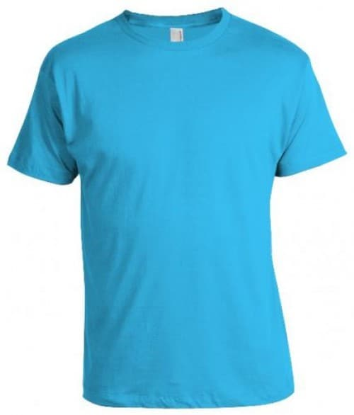 8 T shirt with round neck