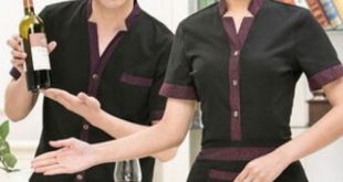 9 Coffee spa uniforms