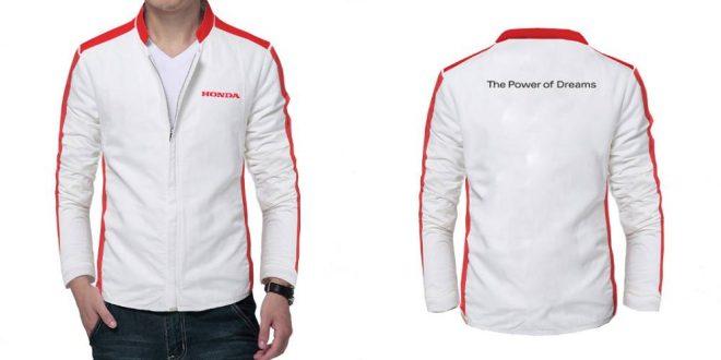 HONDA garment for Honda Vietnam join motorcycle show 2016