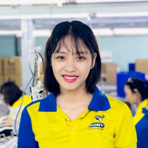 Ms. Bonita Linh