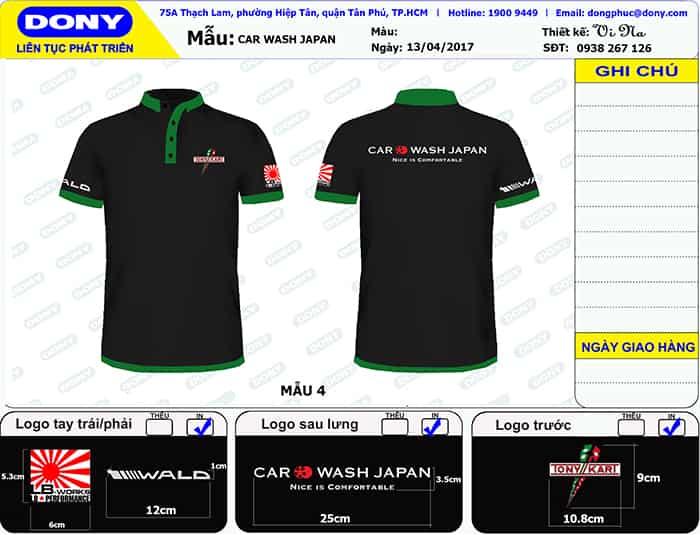 TONY KART uniforms World famous race car brand