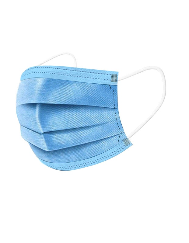 Disposable Children Mask for School and Daily Use