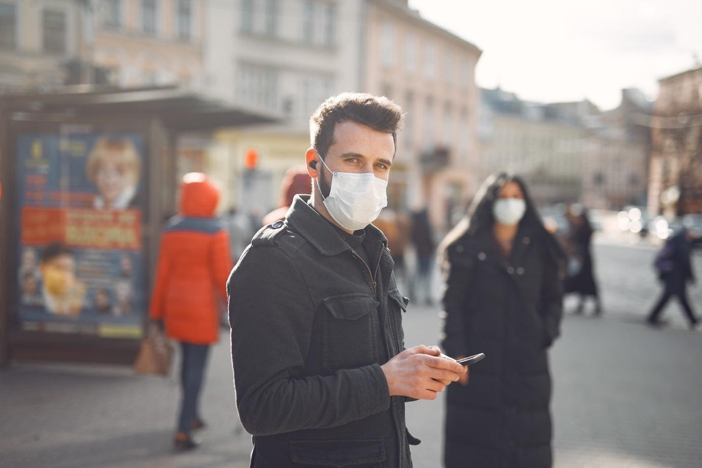 Do face mask sprays actually work to protect against the Coronavirus