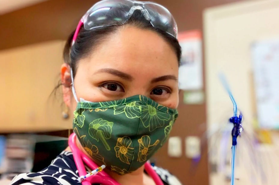 Masks Materials That Are Hard To Breathe Through