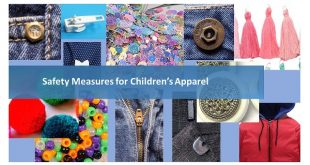 Safety Measures For Childrens Clothing