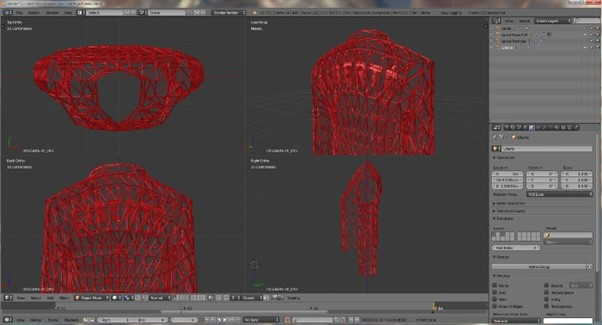 Creating and testing prototypes for fashion products