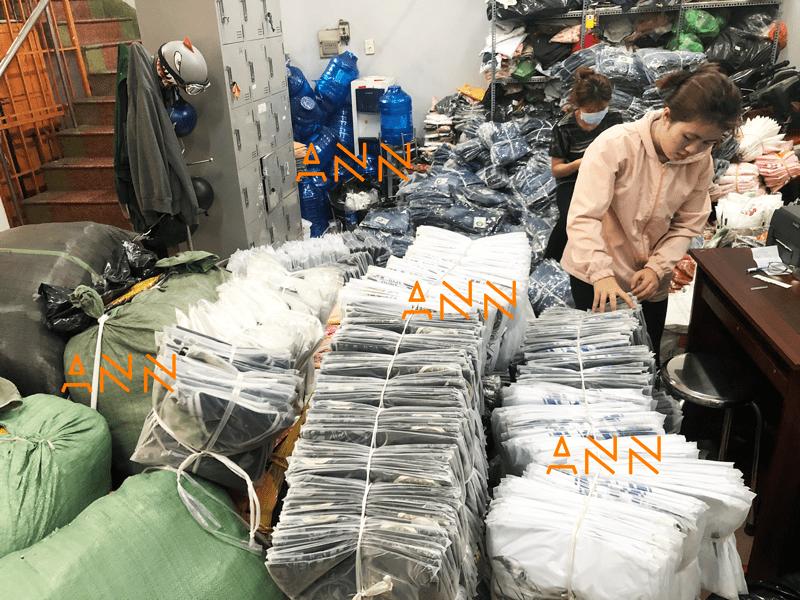 Ann Wholesale Clothing Supplier