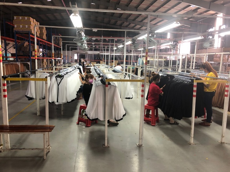 Blouses Made By Xuan Hoa