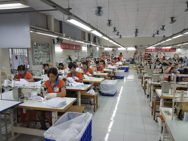 T.V.S Saigon Manufacturing Company