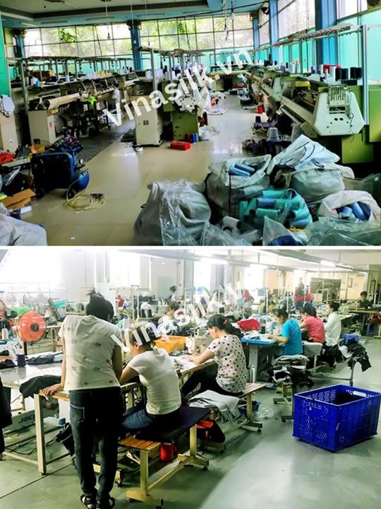 Vinasilk Garment Factory