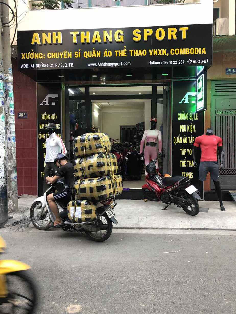 Anh Thang Sport Wholesale Store