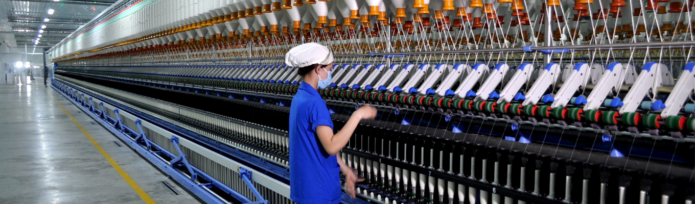 Factory of Viet Thang Corporation