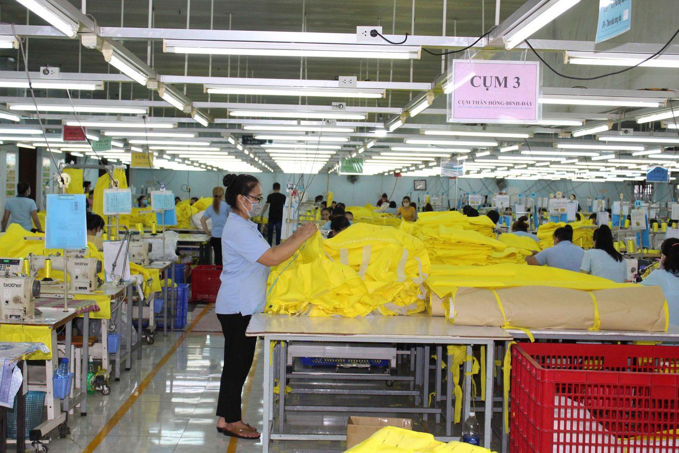 Gia Dinh Textile Manufacturer