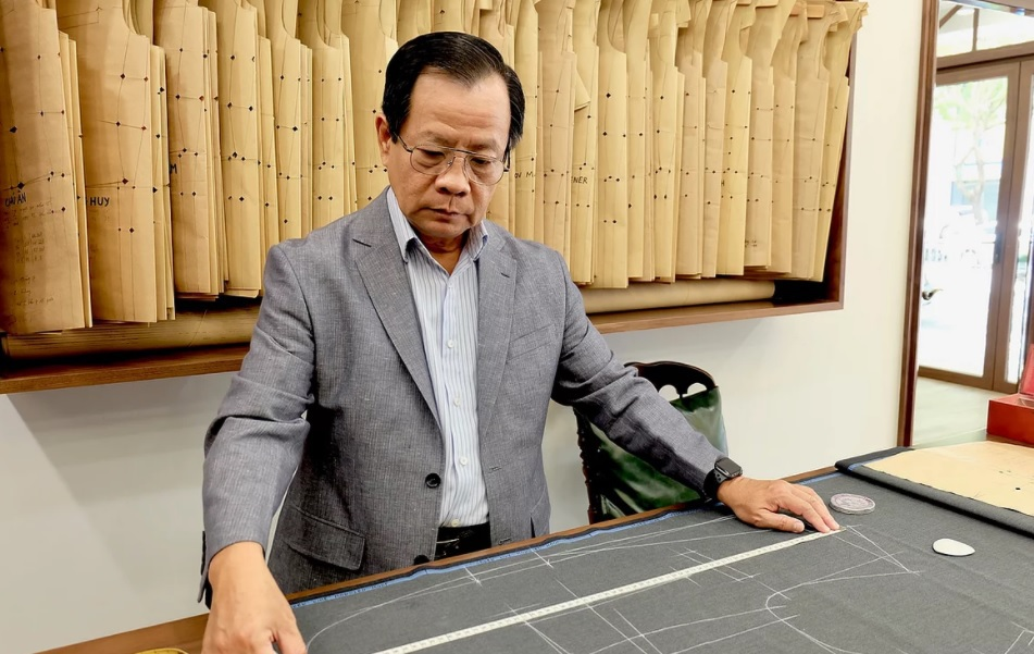 H&D Tailor Founder - Mr. Ta Quoc Hung