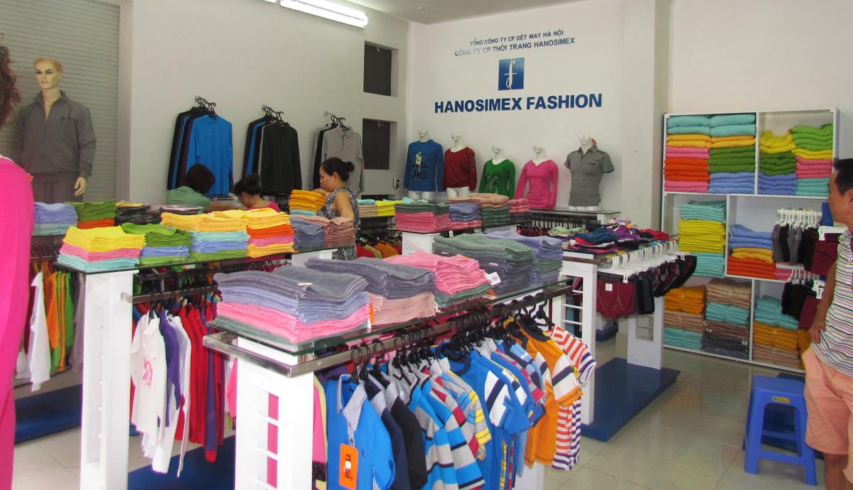 Hanoi Textile & Garment Retail Store