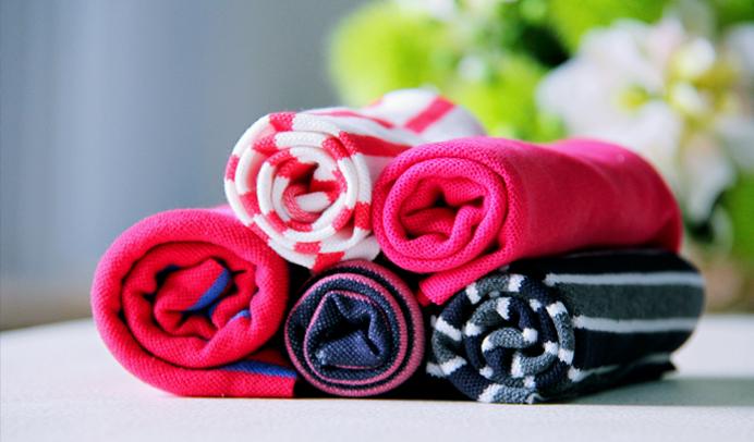 Knit fabric of Phong Phu Corporation