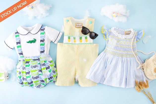 Special Monogrammed Gift Set For Newborn Baby