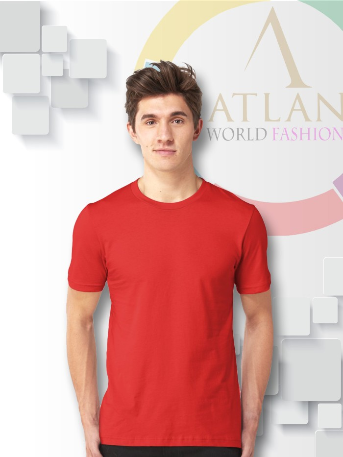 T-shirt from ATLAN Wholesale T-shirt Sewing Factory