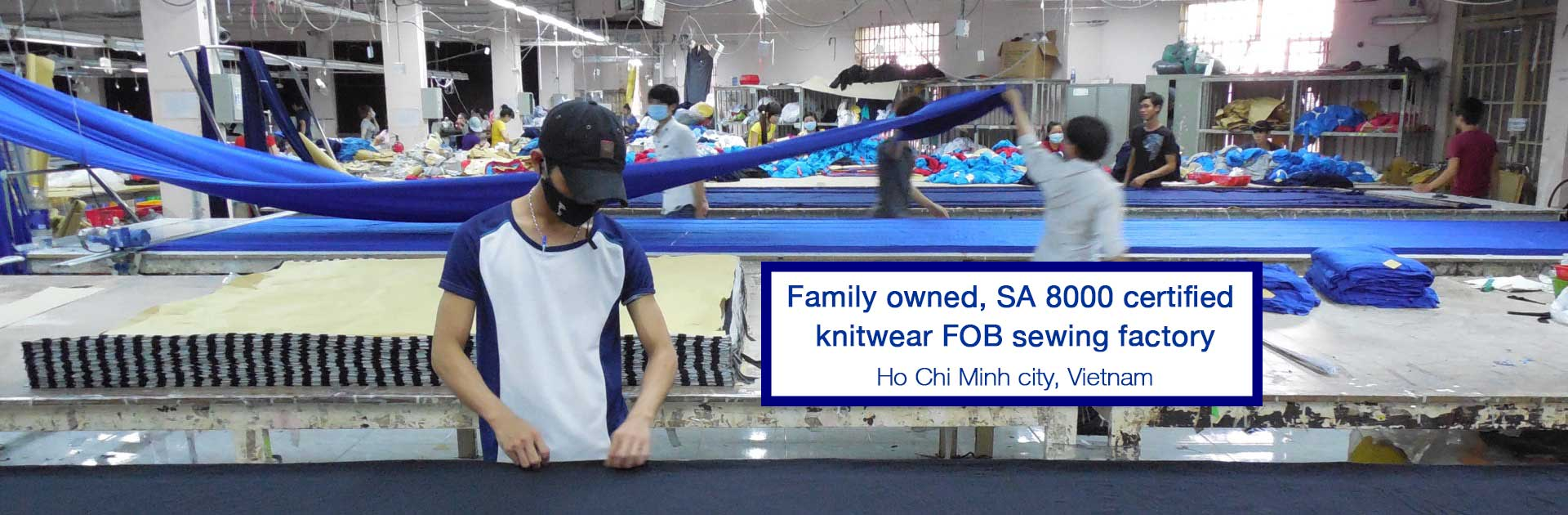 Thai Son S.P Factory